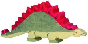 Wood Dinosaurier: Stegosaurus