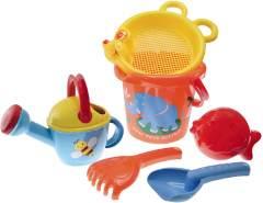 Gowi- Sandspielzeug-Set Maus - 6-teilig