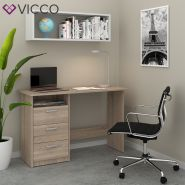 VICCO 'Meiko' Schreibtisch, Sonoma/Eiche
