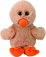 TY 65022 Debbie, Ente 20cm, Attic Treasures, orange