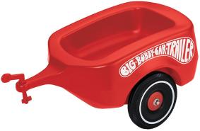 BIG - Bobby-Car Anhänger, rot