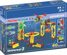 Fischertechnik - ADVANCED Universal 3 511931