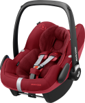 Maxi-Cosi - Pebble Pro i-Size Essential Red Kollektion 2020