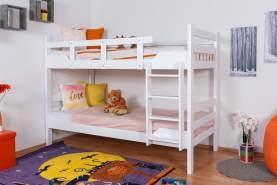 Etagenbett Weiß Preisvergleich : Kinderetagenbett mit treppe heaven furnistad